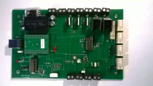 USB-Interface, Testaufbau